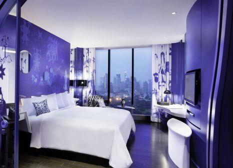 Hotelzimmer mit Aerobic im SO/ Bangkok