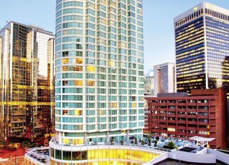 Hotel Marriott Pinnacle Downtown Vancouver günstig bei weg.de buchen - Bild von 5vorFlug