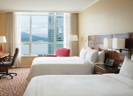 Hotelzimmer mit Minigolf im Marriott Pinnacle Downtown Vancouver