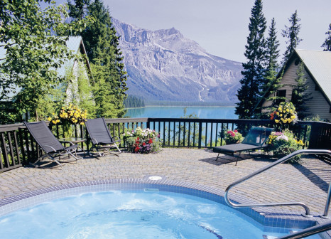 Hotel Emerald Lake Lodge günstig bei weg.de buchen - Bild von 5vorFlug