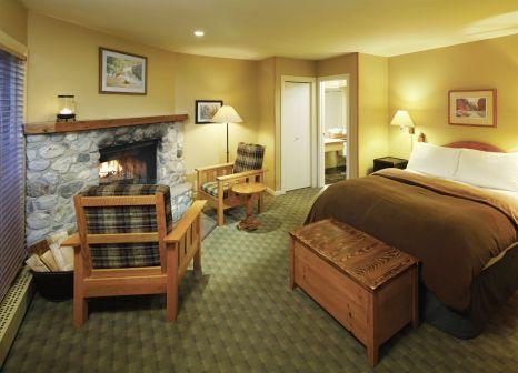 Hotelzimmer mit Wassersport im Emerald Lake Lodge