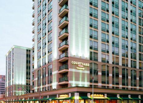 Hotel Courtyard Toronto Downtown in Ontario - Bild von 5vorFlug