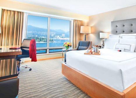 Hotelzimmer im Pan Pacific Vancouver günstig bei weg.de