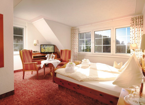 Hotelzimmer mit Fitness im Landhaus Wacker