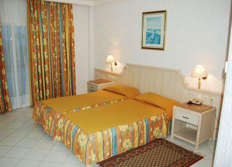 Hotelzimmer mit Volleyball im Hotel Jinene Royal