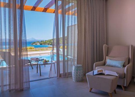 Hotelzimmer mit Mountainbike im Miraggio Thermal Spa Resort