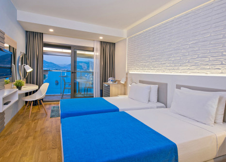 Hotelzimmer mit Fitness im Hotel Kaptan