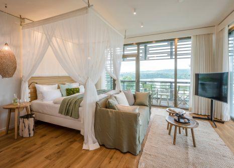 Hotelzimmer mit Minigolf im Seezeitlodge Hotel & Spa