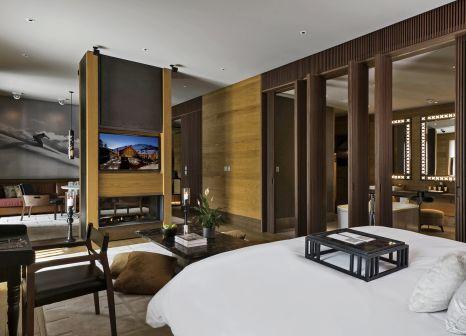 Hotelzimmer mit Fitness im The Chedi Andermatt