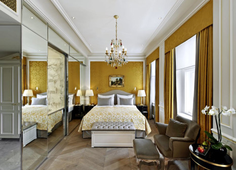 Hotelzimmer mit Kinderbetreuung im Hotel Sacher Wien