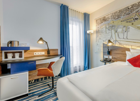 Mercure Hotel Hamburg Mitte in Hamburg - Bild von DERTOUR