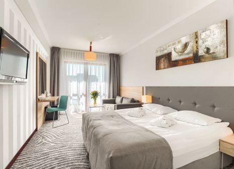 Hotelzimmer mit Spielplatz im Hotel Leda Spa