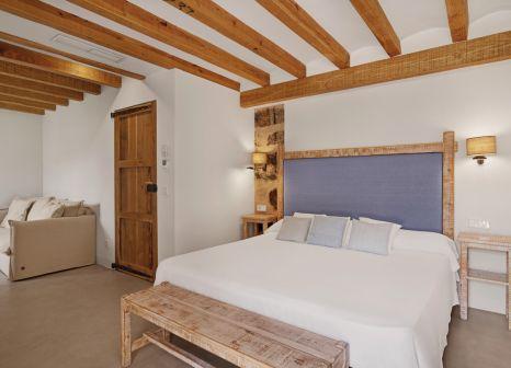 Hotelzimmer mit Tischtennis im Hotel Amic Horizonte