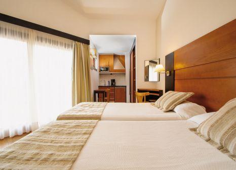 Hotelzimmer mit Golf im HL Miraflor Suites Hotel