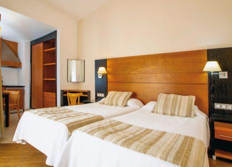 Hotelzimmer mit Mountainbike im HL Miraflor Suites Hotel