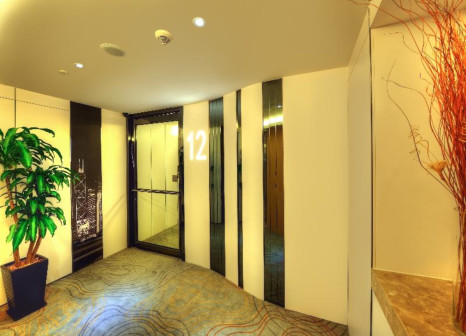 Hotelzimmer mit Fitness im MetroPark Hotel MongKok