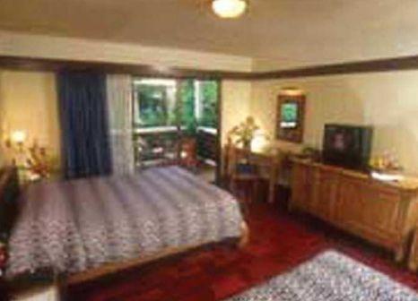 Hotelzimmer mit Paddeln im Blue Lagoon