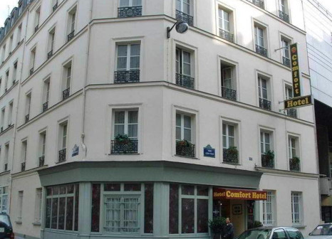 Comfort Hotel Nation Père Lachaise 2 Bewertungen - Bild von TUI Deutschland