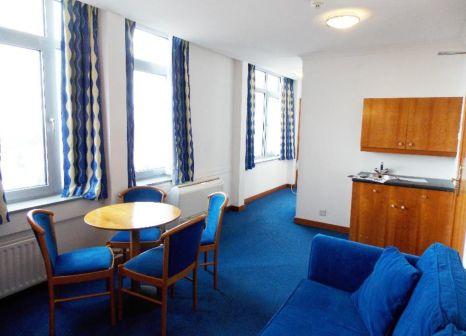 Hotelzimmer mit Klimaanlage im Wembley International Hotel
