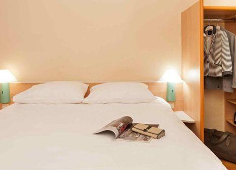 Hotelzimmer mit Klimaanlage im ibis Duesseldorf City