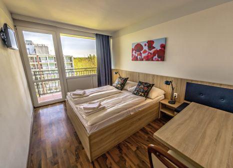 Hotelzimmer mit Tischtennis im Lido