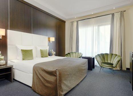 Hotelzimmer mit Golf im Van der Valk Resort Linstow