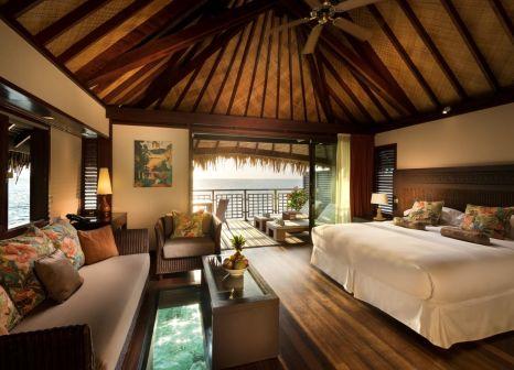 Hotelzimmer mit Golf im Hilton Moorea Lagoon Resort And Spa