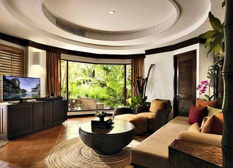 Hotelzimmer mit Tischtennis im Rayavadee