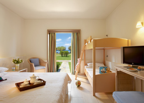 Hotelzimmer mit Volleyball im Meli Palace Resort