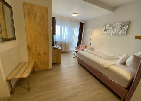 Hotelzimmer mit Fitness im TOP CountryLine Hotel Ritter