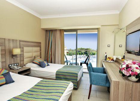 Hotelzimmer mit Volleyball im Insula Resort & Spa