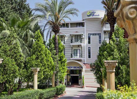 Sandy Beach Hotel in Türkische Riviera - Bild von alltours
