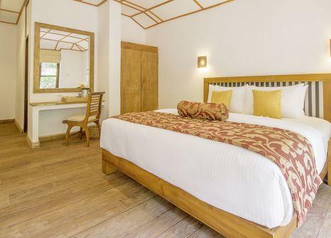 Hotelzimmer mit Volleyball im Ranweli Holiday Village