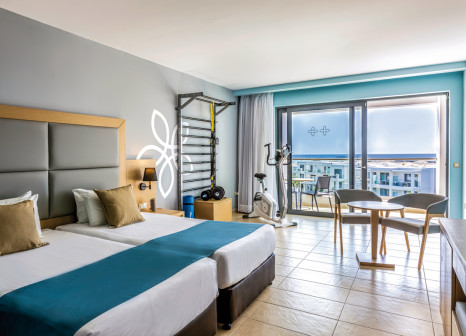 Hotelzimmer mit Fitness im Sentido Asterias Beach Resort