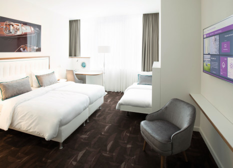 Hotelzimmer mit Fitness im Mercure Hotel MOA Berlin