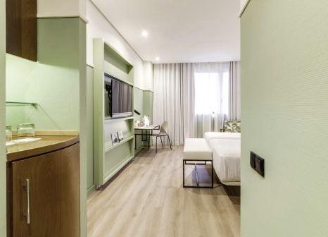 Hotelzimmer mit Fitness im Eurostars Acteón