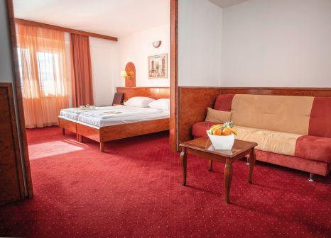 Hotelzimmer mit Minigolf im Mediteran