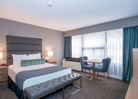 Hotelzimmer mit Fitness im Sandman Vancouver City Centre