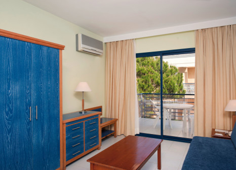Hotelzimmer mit Golf im Sol Sancti Petri Apartamentos