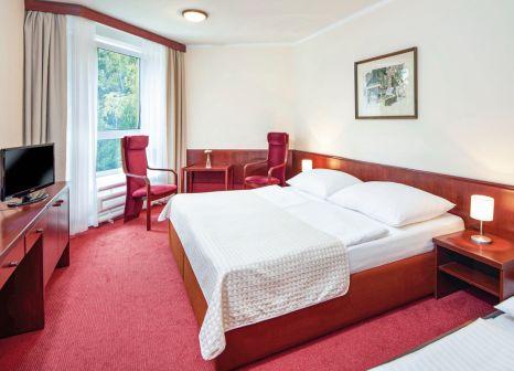 Hotelzimmer mit Fitness im Svornost
