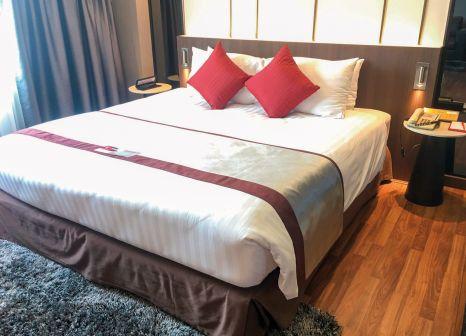 Hotelzimmer mit Fitness im Ramada Plaza by Wyndham Bangkok Menam Riverside