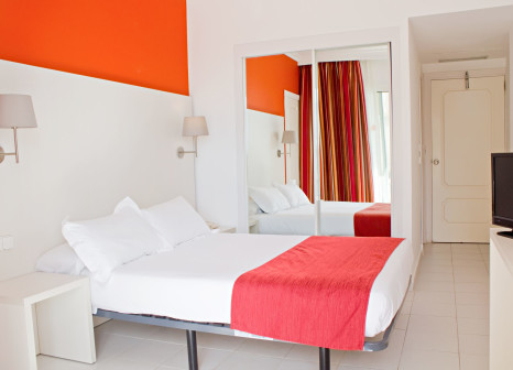 Hotelzimmer mit Volleyball im Sur Menorca