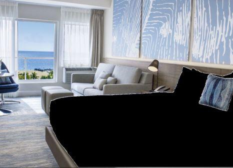 Hotelzimmer mit Mountainbike im B Ocean Resort