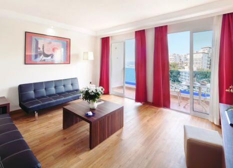 Hotelzimmer mit Golf im Europe Playa Marina