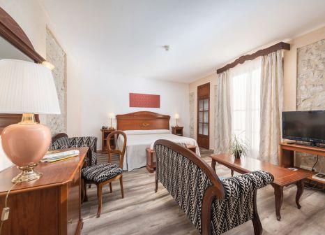 Hotelzimmer mit Golf im Hotel Rural Monnaber Nou & Spa