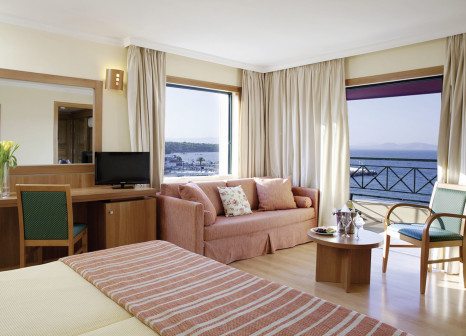 Hotelzimmer mit Aerobic im Ramada Attica Riviera