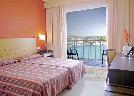 Hotelzimmer mit Golf im Club Hotel Aguamarina