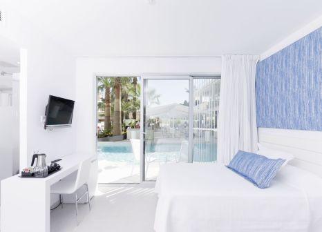 Hotelzimmer mit Mountainbike im Msh Mallorca Senses Hotel Palmanova