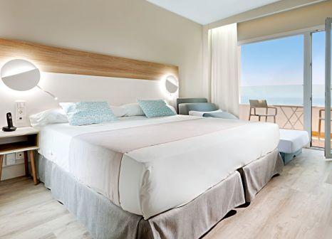 Hotelzimmer mit Mountainbike im Palladium Costa del Sol