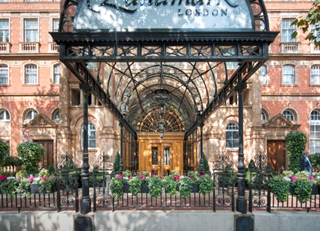 Hotel The Landmark London günstig bei weg.de buchen - Bild von FTI Touristik